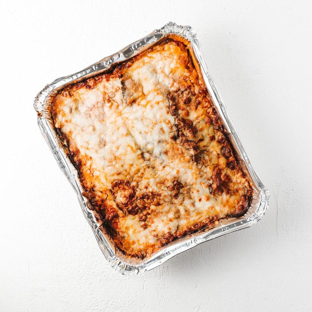 Eggplant Parmigiana - That's Amore Cheese