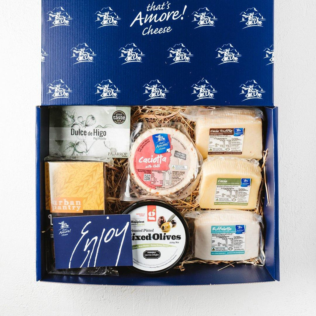 Cheese Hamper - That's Amore Cheese