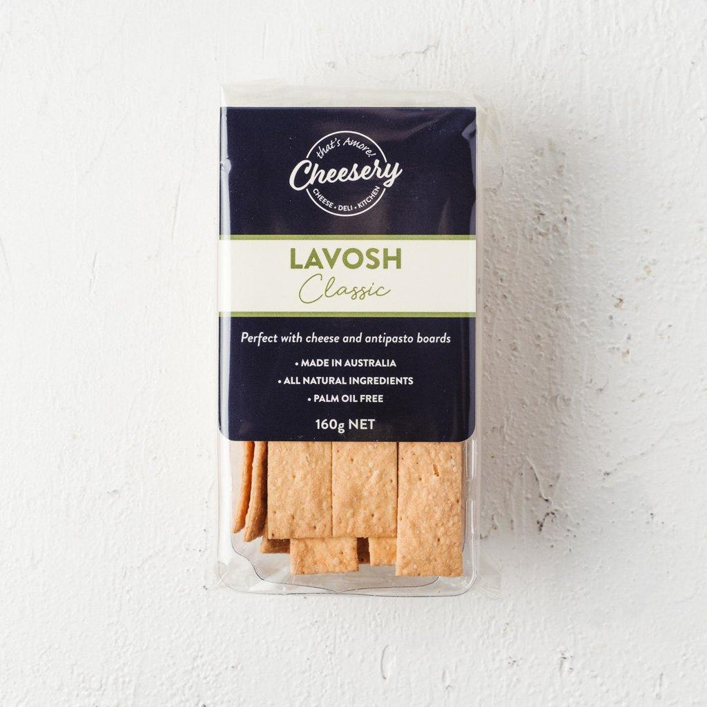 Lavosh crackers - That's Amore Cheese
