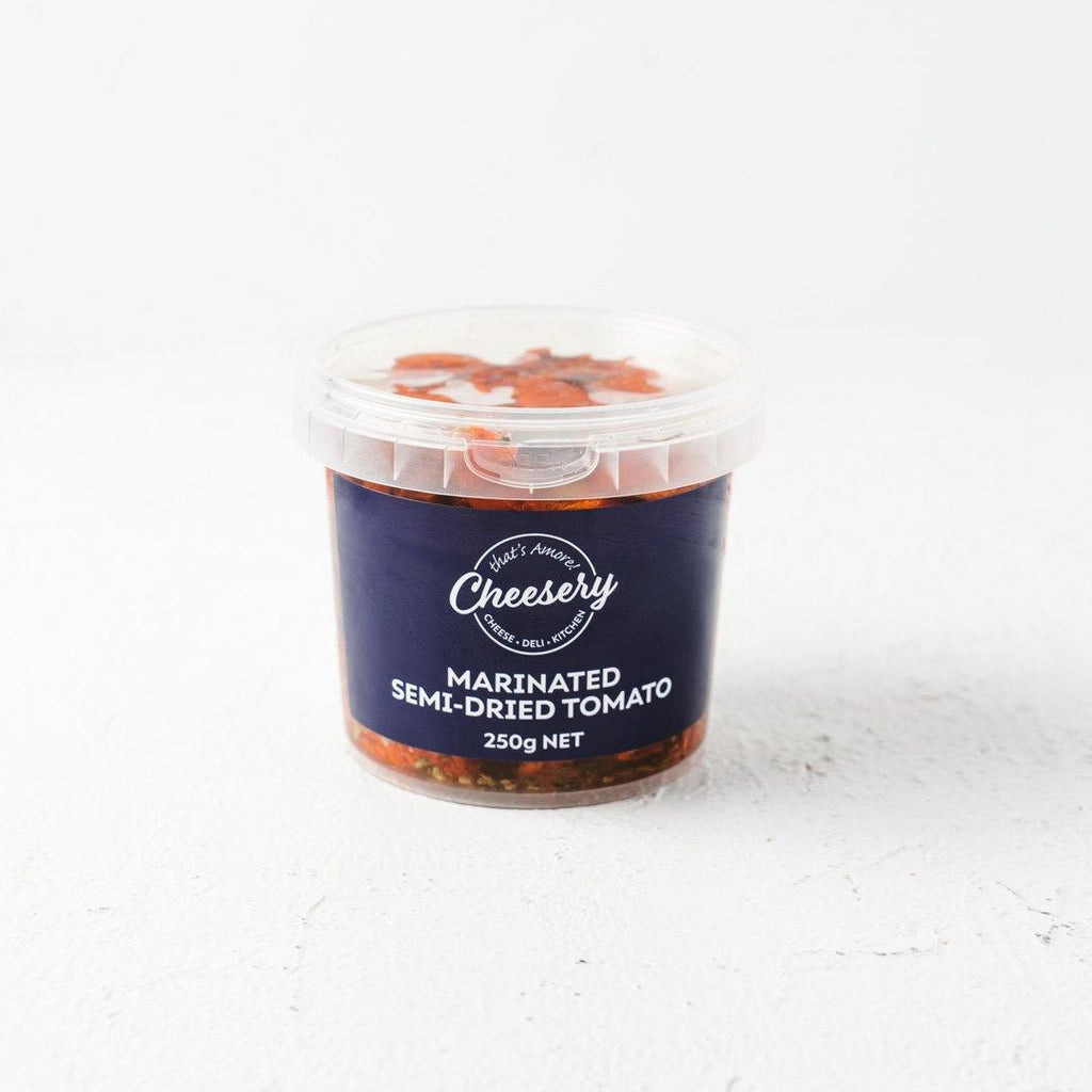 Marinated Semi-Dried Tomato - That's Amore Cheese