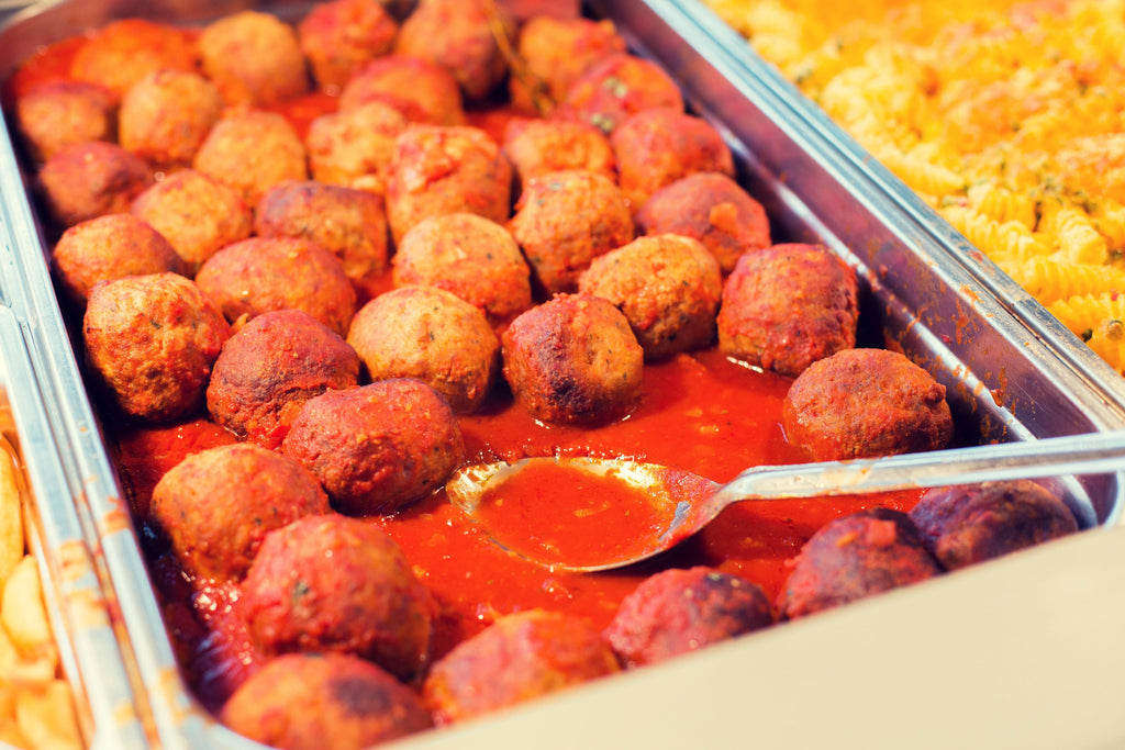 Meatballs Tray - That's Amore Cheese