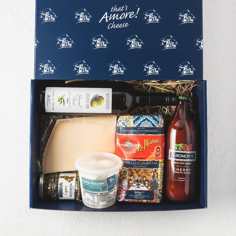 Pasta Hamper - That's Amore Cheese