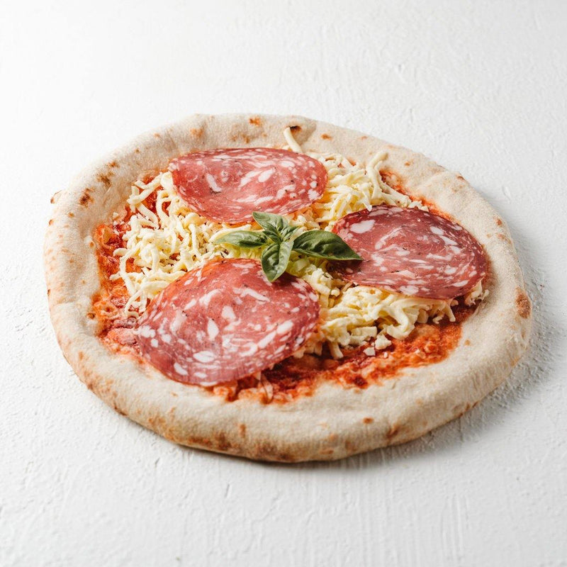 Oven Ready Pizza Salamino - That's Amore Cheese