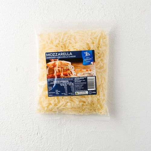 That's Amore Cheese Shredded Mozzarella - That's Amore Cheese
