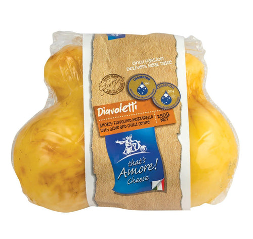 That's Amore Cheese Diavoletti Twin Pack