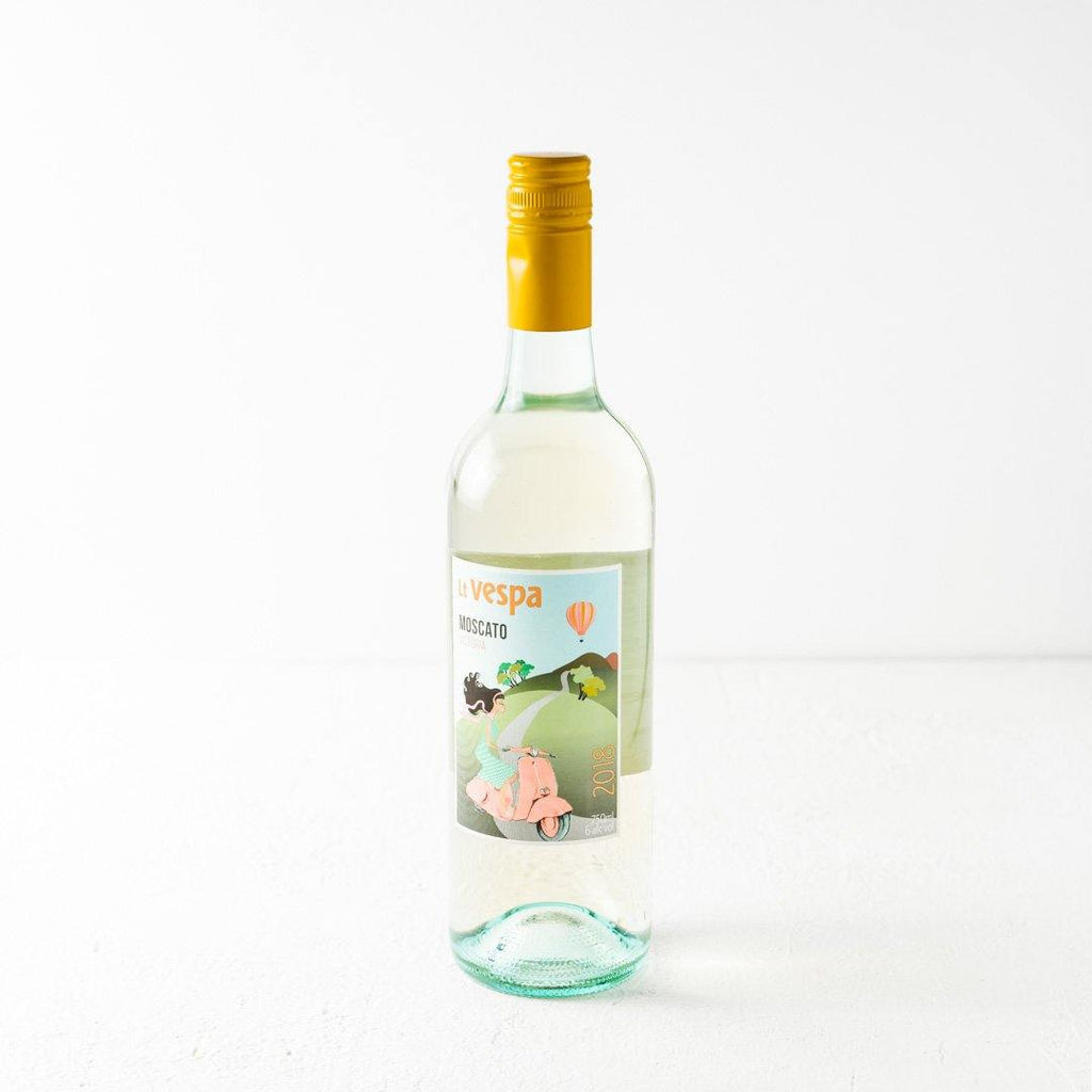 Moscato Wine - That's Amore Cheese