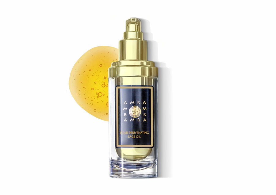 Gold Rejuvenating Face Oil