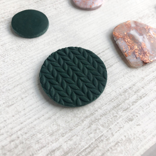 Emerald Green Needle Minder