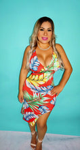 Load image into Gallery viewer, Tropical Lover Dress