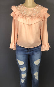 Pearl Long Sleeve Top