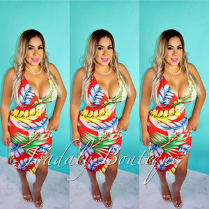 Tropical Lover Dress