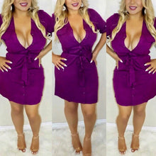 Load image into Gallery viewer, Plum Dress