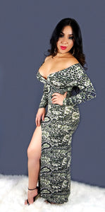 Leoparda Dress