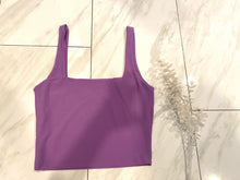 Load image into Gallery viewer, SN TANK TOP -LILAC