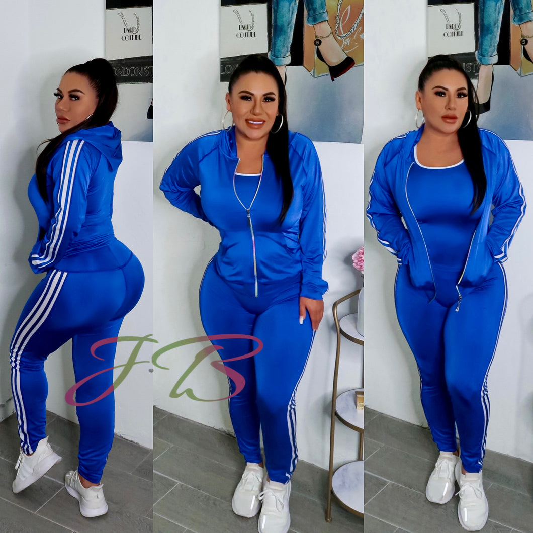 ADINA SET - BLUE