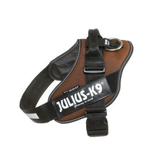 Load image into Gallery viewer, Julius K-9 IDC® Powerharness - Brown