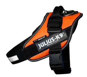 Julius K-9 IDC® Powerharness -  Neon Orange