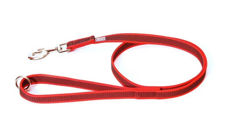 Julius K9 Super Grip Leash-Red