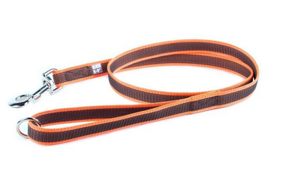 Julius K9 Super Grip Leash-Orange