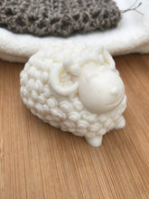 Load image into Gallery viewer, Lavender Sheep Soap Bar