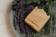 Load image into Gallery viewer, Natural Lavender Soap