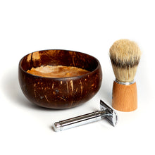 Load image into Gallery viewer, Peppermint Shaving Soap Gift set (Razor not included)