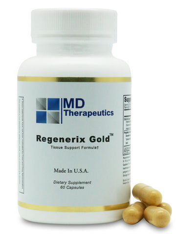Regenerix GOLD: Fast Acting Tissue Repair
