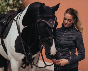 Equestrian Stockholm Performance Jacket - Dark Sky
