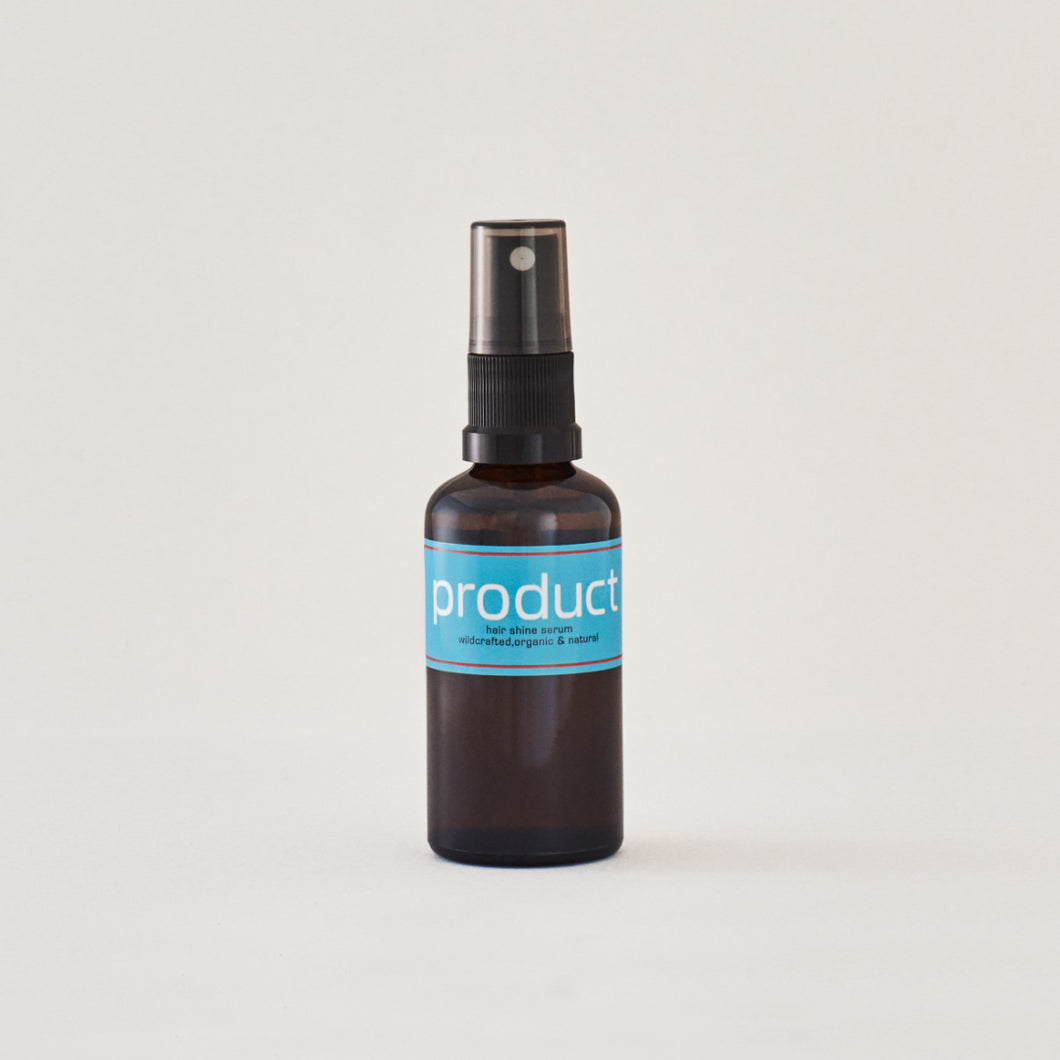 Hair Shine Serum