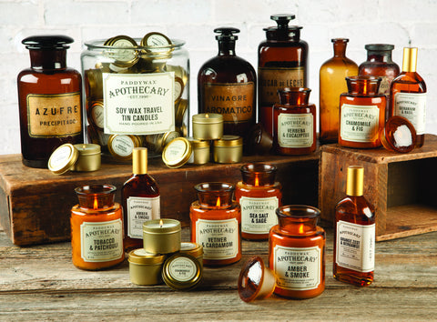 Apothecary Candles