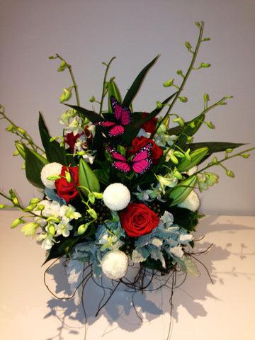 Flower Arrangement Floral Arrangement