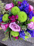 Flower Posy Bright Posy