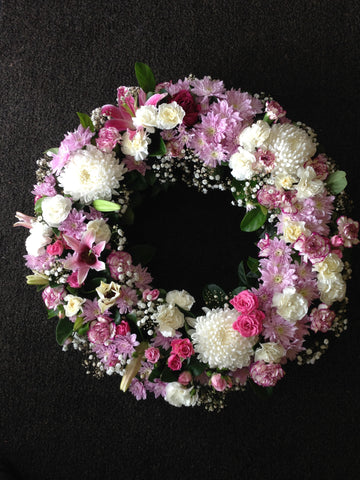 Flower Wreaths - Small