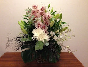 Soft and elegant Arrangement