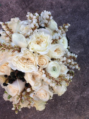 Vintage Inspired Posy Bouquet