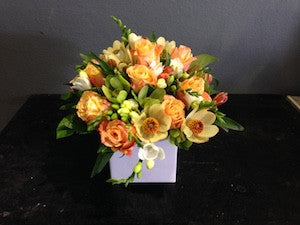 Floral Box Arrangement