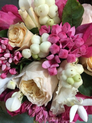 Divine and Pretty Flower Posy Box