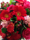 Flower Box Bright Posy Box