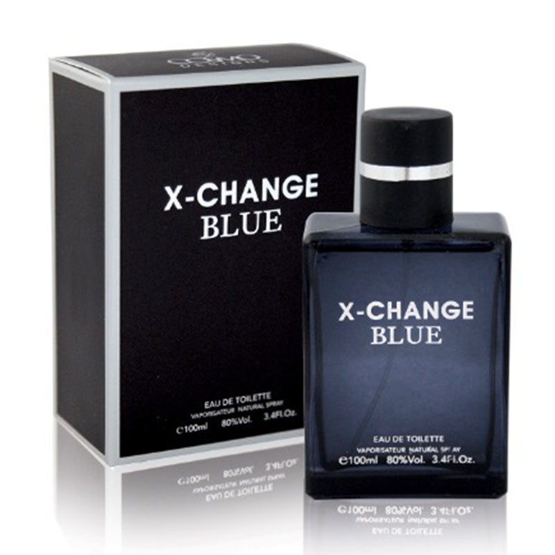 M-Cosmo X-Change Blue 3.4 Edt Spr