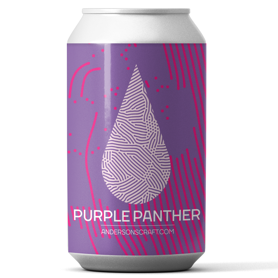 Anderson's Craft Beer Purple Panther