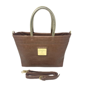 Blugirl Borsa BluMarine Marrone Bag Shopper Brown
