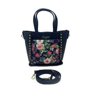 Blugirl Borsa Rigida Vertical Shopper Bag Blu