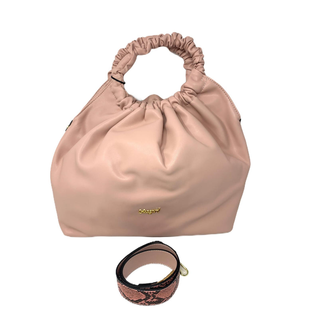 Blugirl Borsa Rosa Bag Shopper Morbida Bag