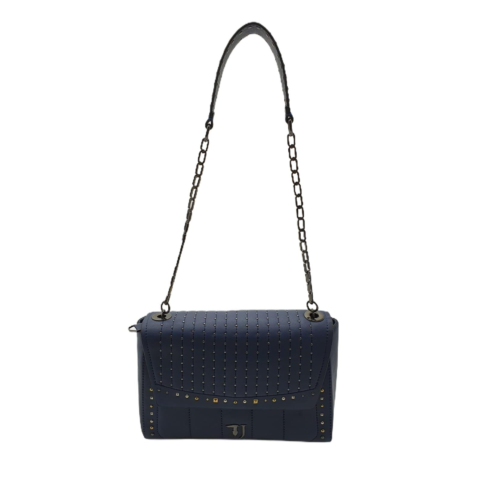 Borsa A Mano Trussardi Jeans Small Handle Bag