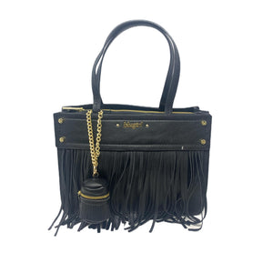 Borsa BluGirl Rigida Shopper Bag Black Shopping Bag WineBerry