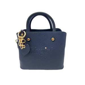 Borsa BluGirl Ruvida Bag Borsa BluMarine Mini Vertical Shopper