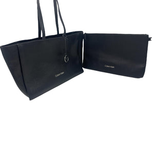 Borsa Calvin Klein Sideo Laptop Sleev Black