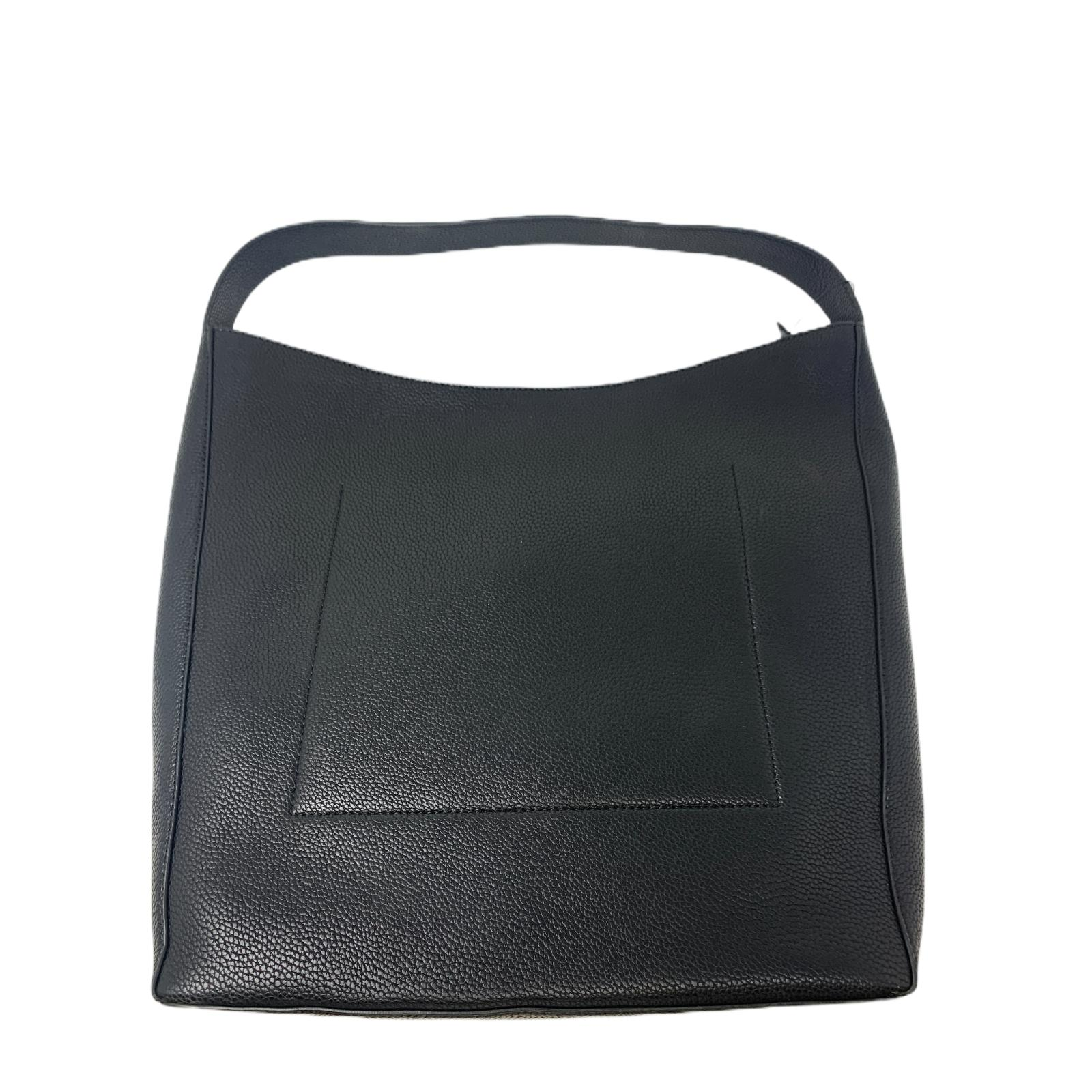 Borsa Calvin Klein Vertical Shopper Bag Total Black