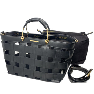 Borsa Mistake Mini Black Le Pandorine