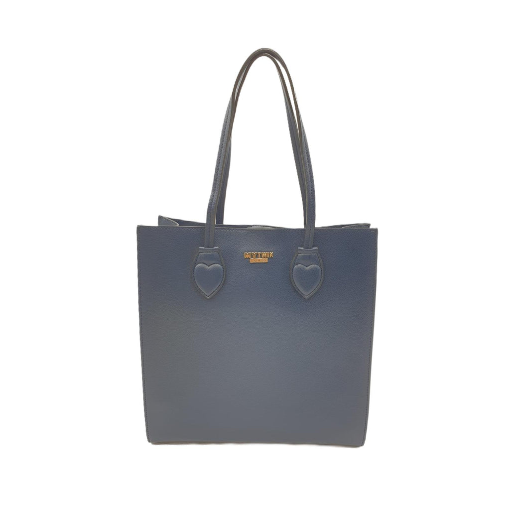 Borsa My Twin Twinset Donna Blu Scuro Vertical
